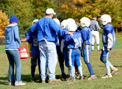 Youth sports blog super bowl