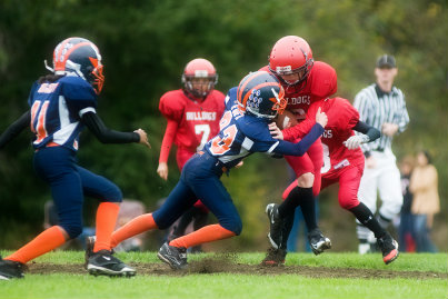 youth sports football concussions injuries nfl