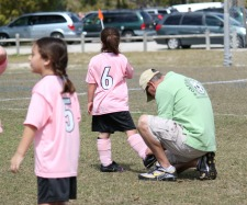 parent-coach youth sports