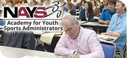 certification for youth sports administrators