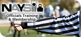 youth sports official referee training