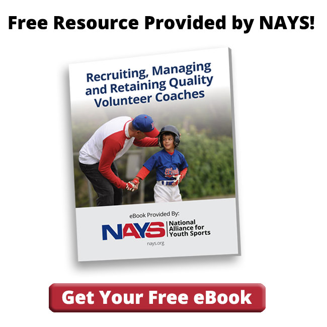 nays coach training & membership program - national alliance for ...