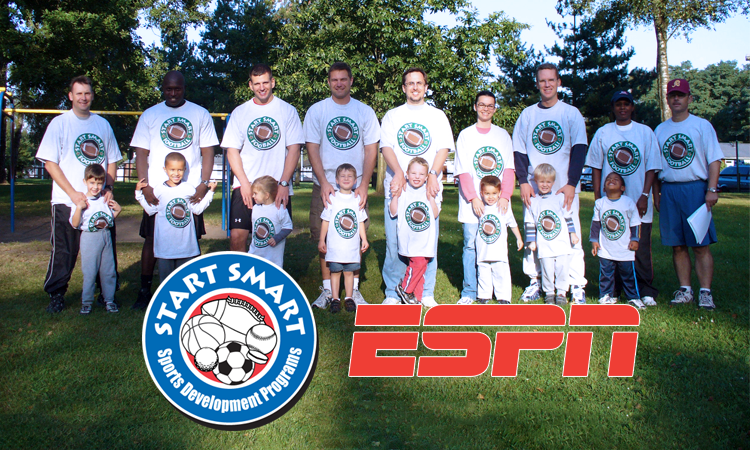 ESPN grant recipients for Start Smart program announced