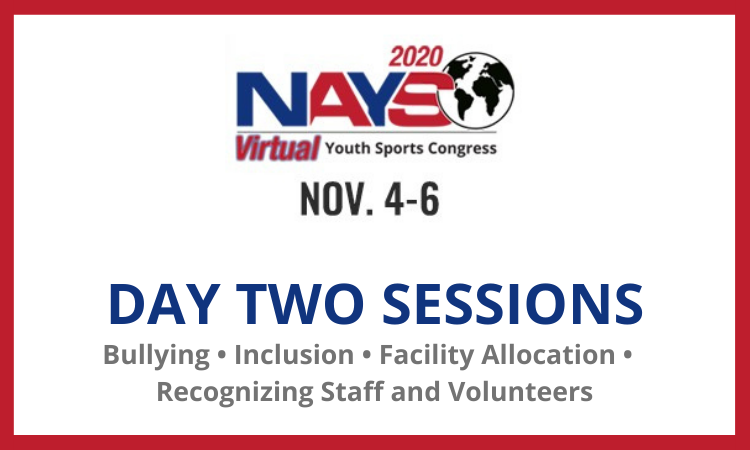 Virtual Youth Sports Congress: A look back at Day Two