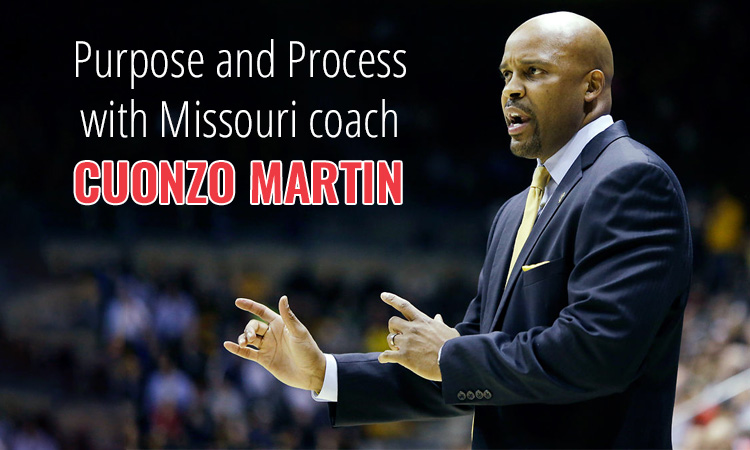Parents: Follow the lead of Missouri basketball coach and father of 3