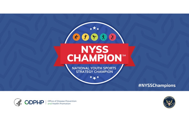 NAYS recognized by President's Council on Sports, Fitness & Nutrition