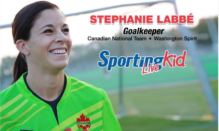 Forward focus: Olympian insight from one of soccer's great goalkeepers