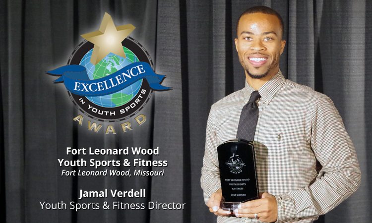EXCELLENCE AWARD WINNER: FORT LEONARD WOOD YOUTH SPORTS & FITNESS