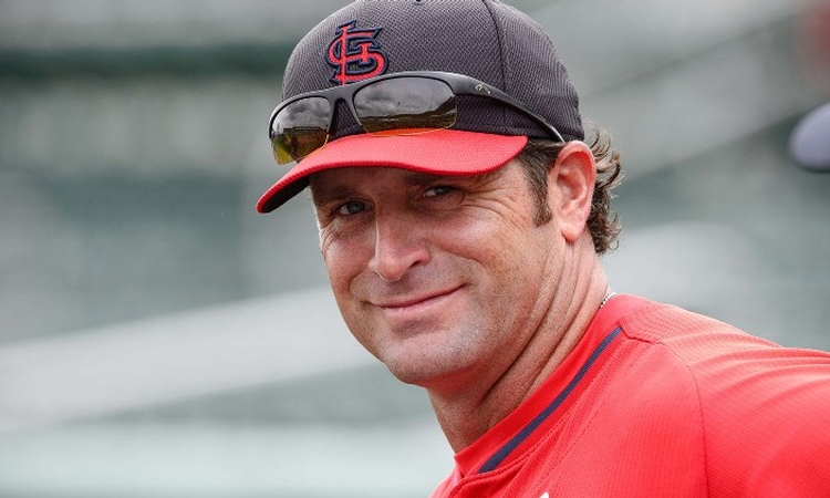 St. Louis manager Mike Matheny shares insights on coaching kids