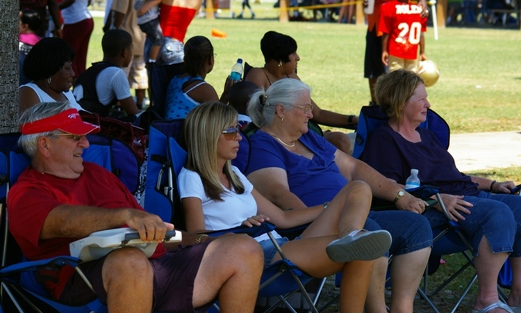 Parents: keep your cool as summer sports heat up