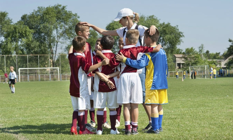 Disconnected: Helping a young athlete feel a part of the team