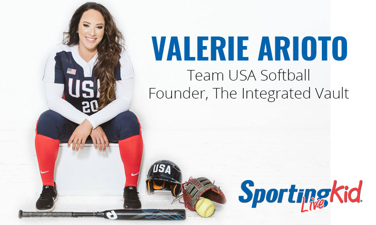Valerie's Voice: Golden insights from Team USA softball standout