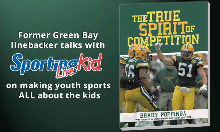 Packer Perspective: Former NFL linebacker talks youth sports