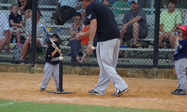 3 must-have tools in your T-ball coaching arsenal