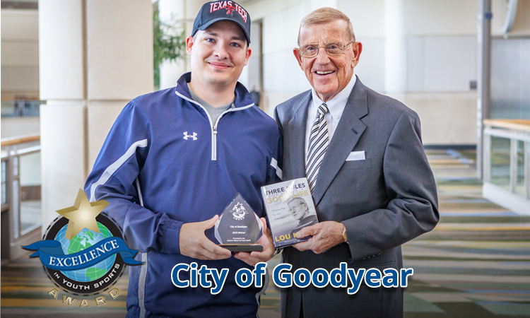 EXCELLENCE AWARD WINNER: CITY OF GOODYEAR
