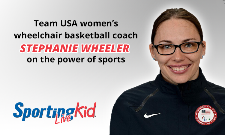 Golden perspective: U.S. Paralympian on the power of sports