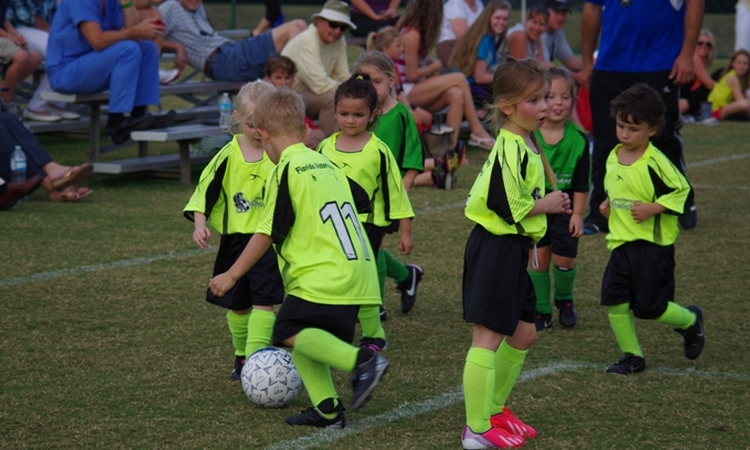 Putting action into your youth soccer practices