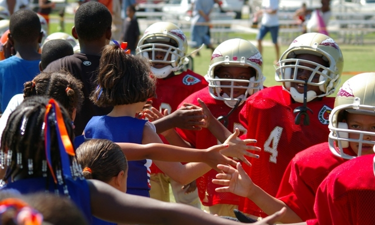 Fairfield County (Ohio) Youth Football League meeting all kids' needs