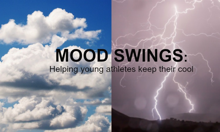 Mood swings: Helping young athletes keep their cool