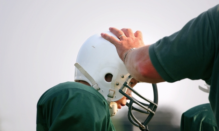 Concussion recovery time for some kids can reach 2 years, study says