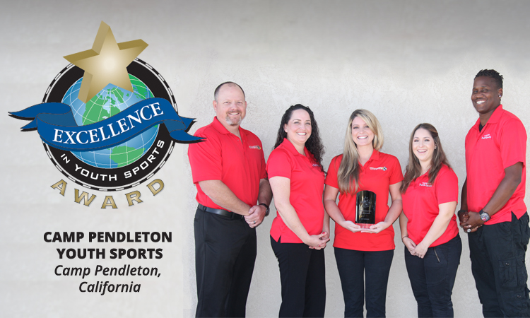 EXCELLENCE AWARD WINNER: CAMP PENDLETON YOUTH SPORTS