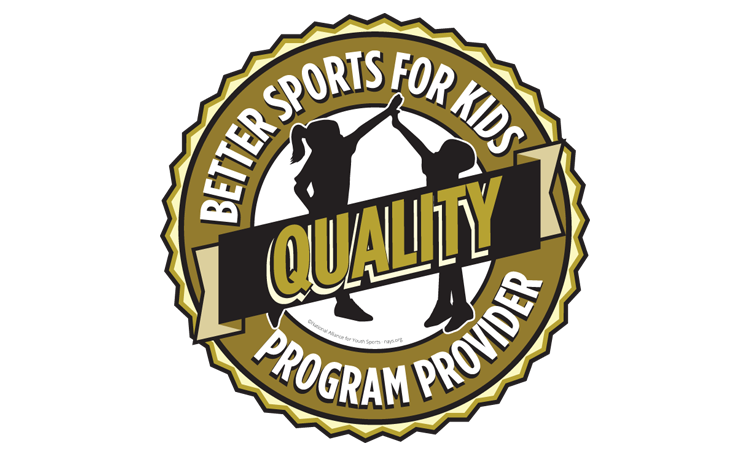 Better Sports for Kids Quality Program Provider designation introduced