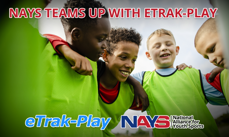 NAYS teams up with eTrak-Play