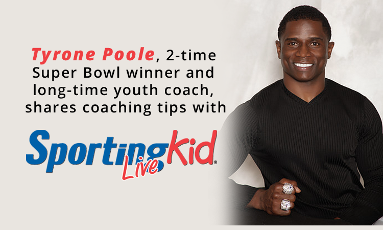 Super coaching: Former NFL cornerback on impacting young lives