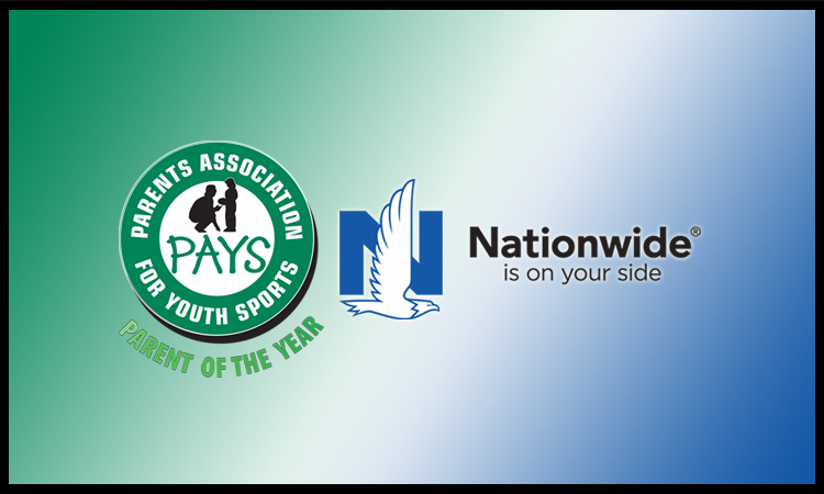 Nationwide Insurance proud sponsor of Parent of the Year award