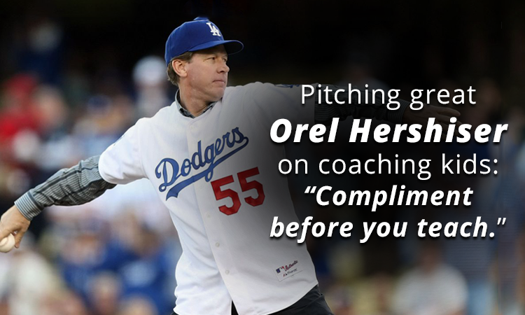 Coaching with compliments