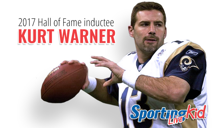 Kurt Warner thankful for influence of his first youth football coach