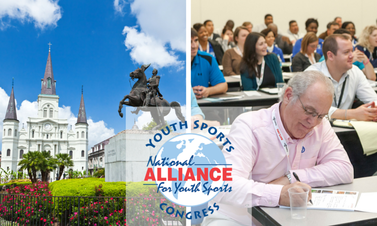 Win a free trip to New Orleans and the Youth Sports Congress