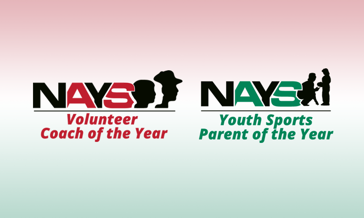 Nominate that special coach and parent today for national awards