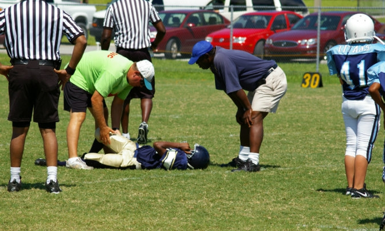 A coach's guide to first aid