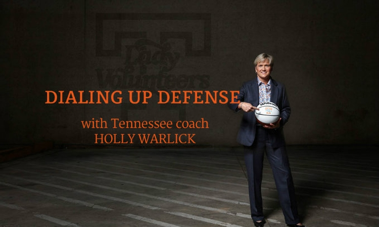 Tennessee coach Holly Warlick on helping kids embrace defense