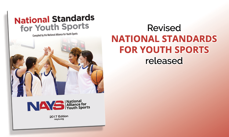 Revised National Standards for Youth Sports released