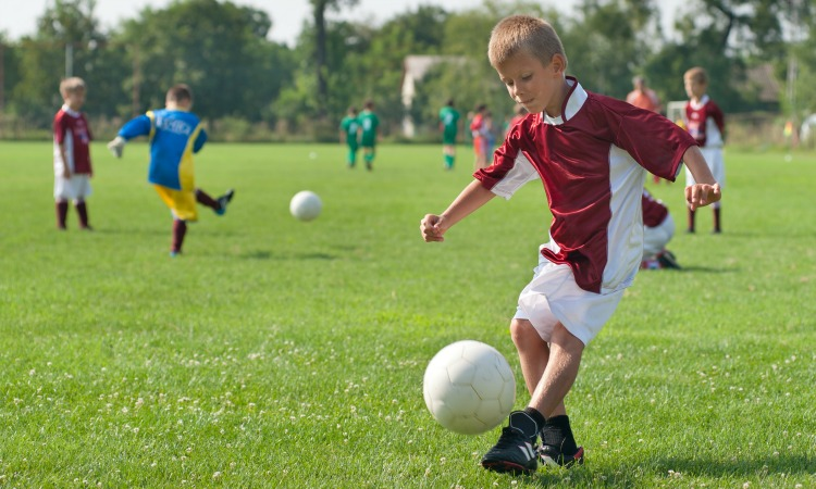High impact: What kids eat affects athletic performance