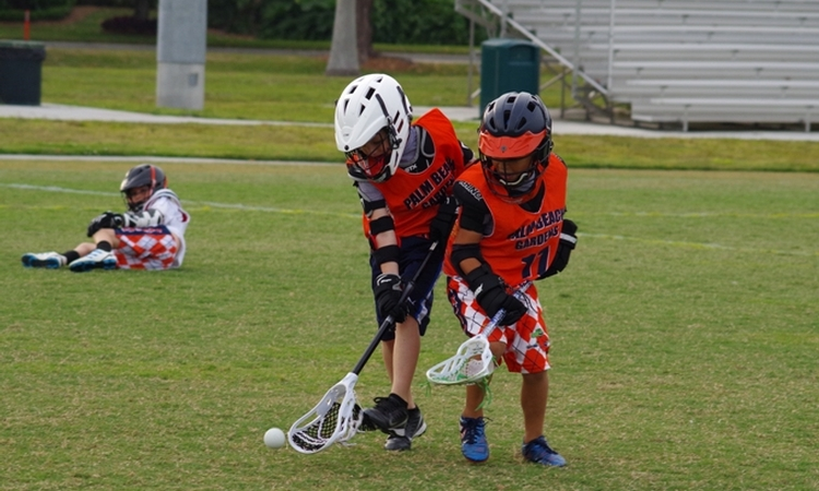 Princeton lacrosse coach offers up coaching tips