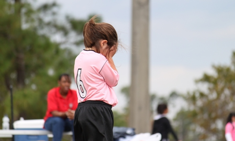Your child's team lost – now what?