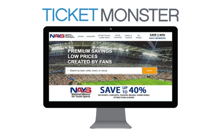 NAYS Member Benefit: Ticket Monster