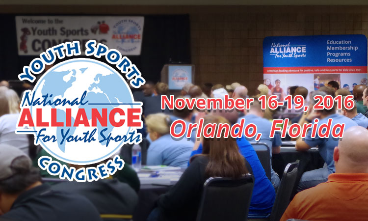 Youth Sports Congress: Register now to take advantage of huge savings!