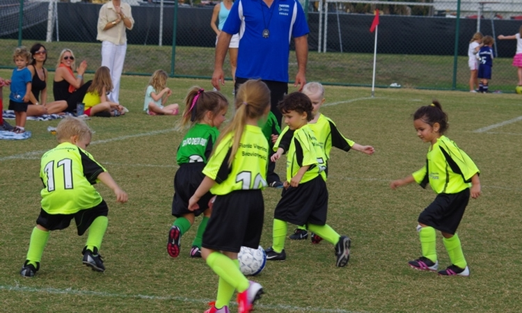 Sports participation helps produce disciplined preteens