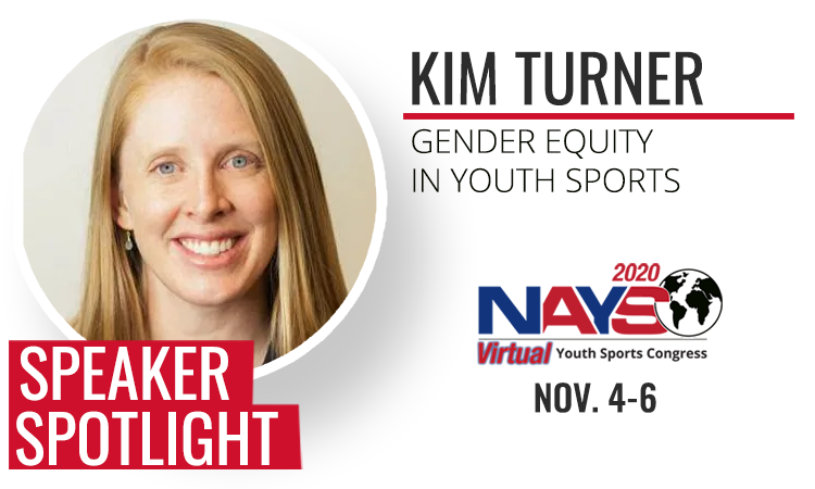 Congress session: Gender Equity in Youth Sports