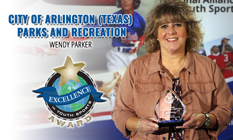 EXCELLENCE AWARD WINNER: CITY OF ARLINGTON