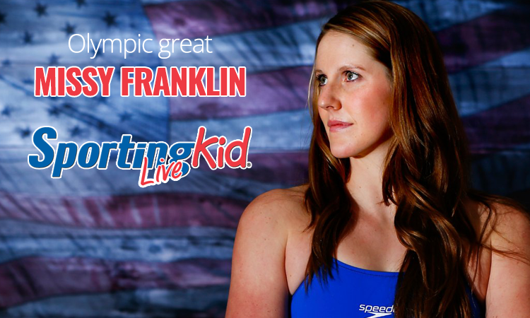 Olympic great Missy Franklin on the value of always trying your best